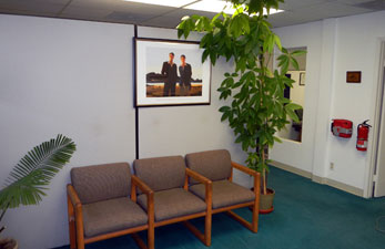 Dr, Frieders' Office